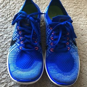 Nike Fly Knit 9.5 running shoes